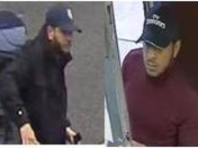 Image of men police wish to speak with - Kensington