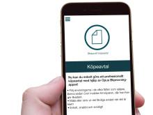 Opus Bilprovning-appen - Köp och sälj - Köpeavtal