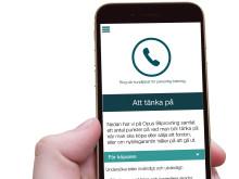 Opus Bilprovning-appen - Köp och sälj - Att tänka på