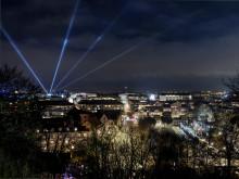 Nu invigs Allt ljus på Uppsala