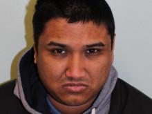 Afzal Miah - custody image
