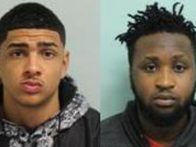 Two men convicted following robberies