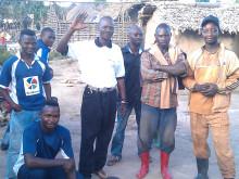Gruvarbetare i östra Kongo-Kinshasa vill att företag etablerar sig och erbjuder jobb.