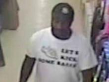 Man sought after voyeurism at shop in Newham
