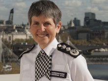 New Commissioner talks about campaign to raise funds to build a new UK Police Memorial