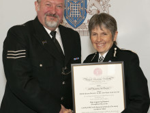 Officers recognised by Commissioner for efforts to protect Londoners