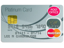 Post Office increases balance transfer on its Credit Card
