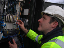 Surfing the web set to speed up in remote Warwickshire riverside communities which are next to benefit from superfast broadband