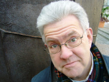 Poet Ian Mcmillan set for Rochdale's literature feast