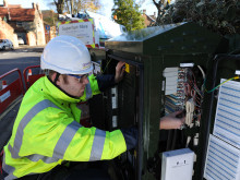 BT's £121 million boost for the Nottinghamshire economy