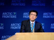 Arctic Frontiers Policy 2015, Sun Xiansheng, Director General China National Petroleum