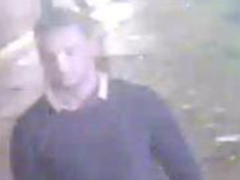 CCTV still of the man police would like to speak to
