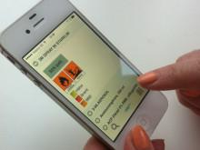 App för kemikalieinformation