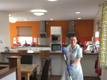 Meet Scott House super hard worker Lisa - #volunteersweek