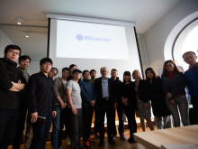 Chinese journalist delegation visits Blueair to discover more about polluted air and the indoor solutions