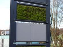 ZÜBLIN, Forschungsprojekt MoosTex, Stuttgart