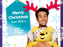 Ronan Keating, The Vamps, Dawn O'Porter and Harry Judd design BT MyDonate Christmas E-Cards