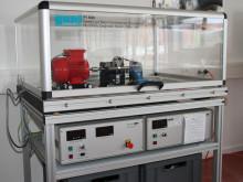 Labor für Maschinendynamik und lärmarme Konstruktion: Messsystem zur Maschinendiagnose