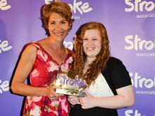 13-year-old carer wins national award