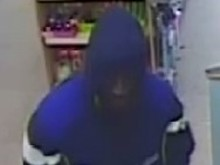 CCTV issued re: armed robbery
