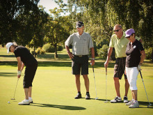 Finaldags för Smart Seniors golftävling Good Life Open