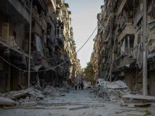 Vi uppmanar alla parter att skona civila i östra Aleppo