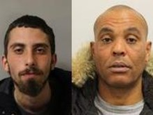 Two men jailed for drugs offences in Newham