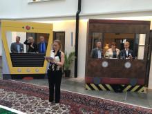 Stockholms Handelskammare bjöd in till en intressant after work