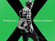 Ed Sheeran utgir ny versjon av albumet X – nå med fem nye låter!