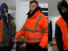CCTV released following theft of mobile phones