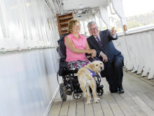 UK's No.1 Attraction leads the way in accessible tourism in Scotland