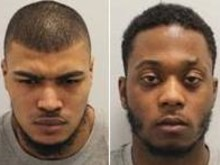 Two men jailed for armed robbery