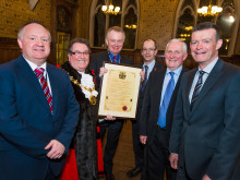 Rochdale Hornets Freedom of the Borough