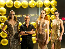 Julien Macdonald unveils debut eyewear collection, exclusive to Vision Express