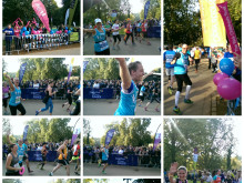 Thank you for raising over £24k! #royalparkshalf