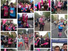 Enter the London Marathon ballot on Monday 4 May for The Sick Children's Trust!