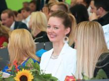925 Absolventinnen und Absolventen des Akademischen Jahres 2014/2015 werden am 16. Oktober 2015 feierlich verabschiedet