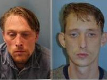 Brothers jailed for series of robberies