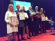 Gleerups författare får läromedelspris Lärkan 2014