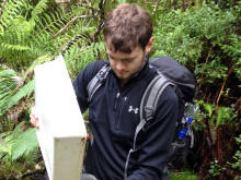 Graduate wins top professional ecology award