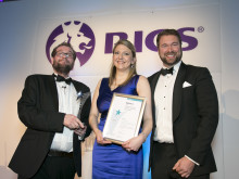 Gary Delaney, Hannah Furness and Jamie Williams