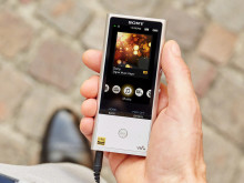 Плеер Walkman NW-ZX100HN с поддержкой High Resolution Audio