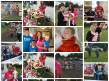 Family raise over £1000 in memory of Baby Brooke