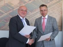 Erfolgreiche Kooperation zwischen der Technischen Hochschule Wildau und dem Zentraldienst der Polizei des Landes Brandenburg  wird fortgeführt