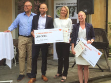 Korshags Food och Högskolerestauranger tar hem förstapriset i Martin & Serveras årliga tävling Utmaningen