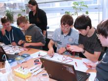 """Abschlussveranstaltung des Schülerwettbewerbs """"Grüner Forschen"""" am 18. September 2015 an der Technischen Hochschule Wildau"""