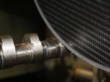 Effektivare precisionsslipning med lättare skivor
