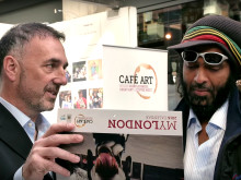 (Video) How a social enterprise made the most of their Kickstarter campaign - Case Cafe Art