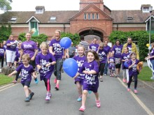 ​Nantwich Steps out for Stroke