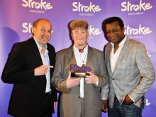 Macclesfield musician scoops major stroke award